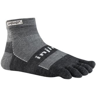 Injinji RUN 2.0 Original Weight Mini-Crew NuWool